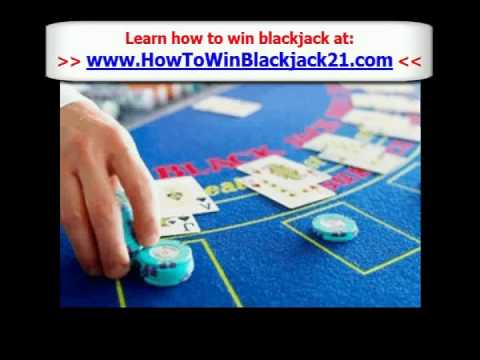 how to win at black jack