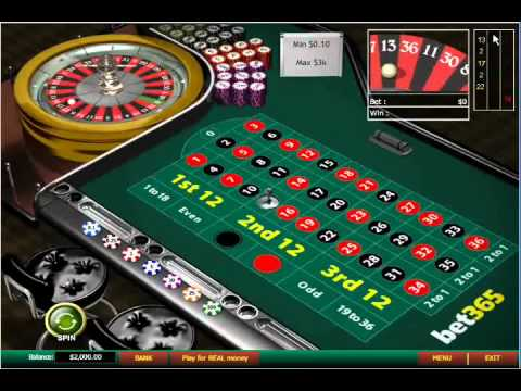 free live roulette system