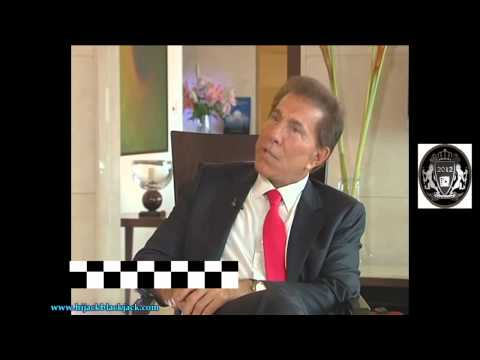 Steve wynn you can beat the house Steve wynn   you can beat the house