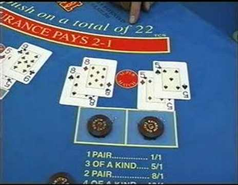 Blackjack Switch Dealing Procedure Blackjack Switch   Dealing Procedure