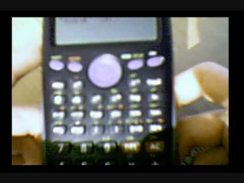 Hidden Casio Calculator Game Hidden Casio Calculator Game!