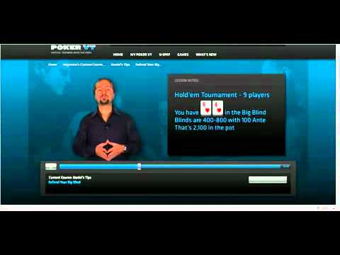 Poker Tricks And Tips Defend Your Big Blind by Daniel Negreanu Poker Tricks And Tips   Defend Your Big Blind by Daniel Negreanu