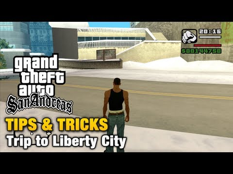 GTA San Andreas Tips Tricks How to reach Liberty City GTA San Andreas   Tips & Tricks   How to reach Liberty City