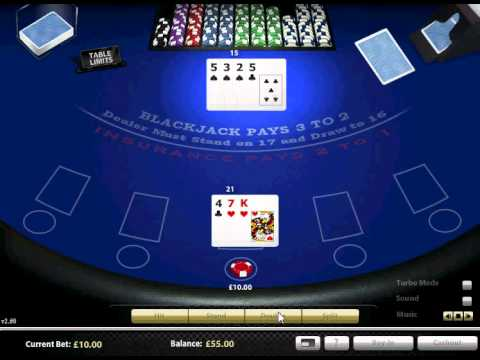 Martingale Blackjack Strategy to double your money Martingale Blackjack Strategy to double your money