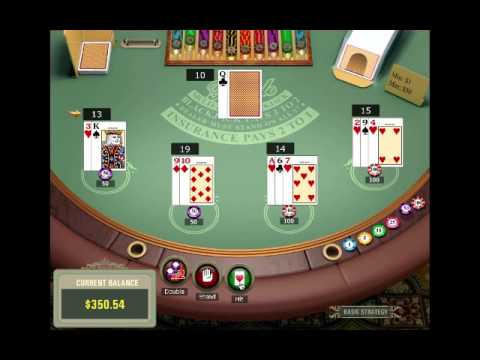 300 to 1050 in 6 Minutes Playing Online Blackjack $300 to $1050 in 6 Minutes Playing Online Blackjack