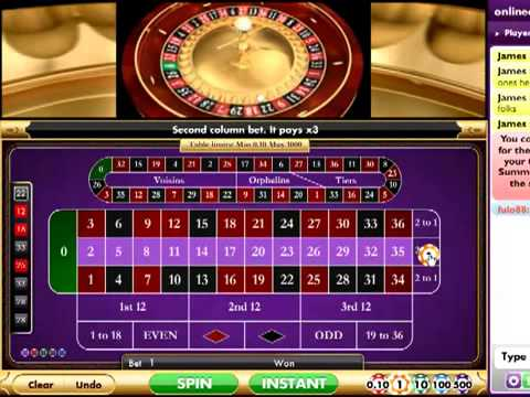 easy casino profits roulette system