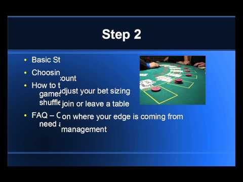 Winning at Blackjack Introduction Video Winning at Blackjack Introduction Video