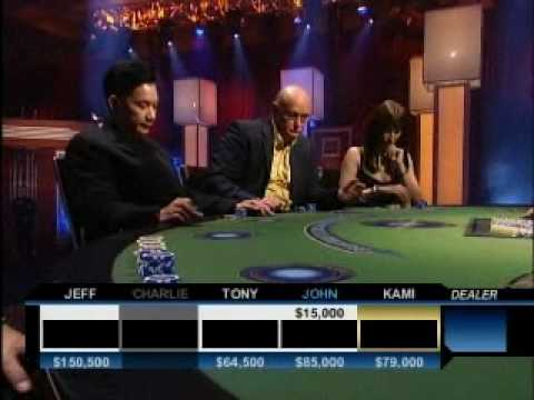 World Series of Blackjack Final Table Part 4 World Series of Blackjack Final Table   Part 4