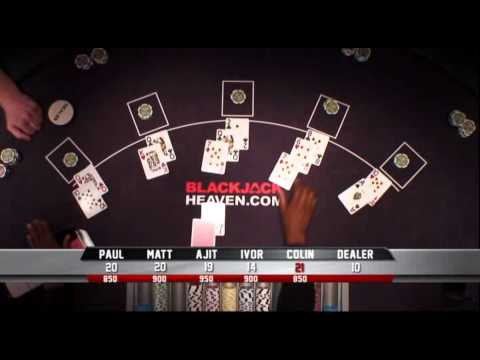 European Blackjack Open filmed and produced by Emblaze Productions Ltd European Blackjack Open filmed and produced by Emblaze Productions Ltd