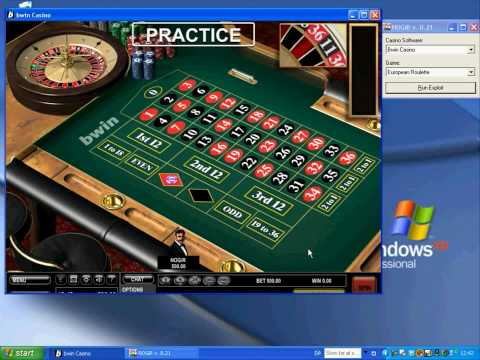Hacking Roulette on Bwin Casino with NOGiR Hacking Roulette on Bwin Casino with NOGiR