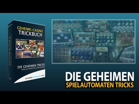 die geheimen casino tricks