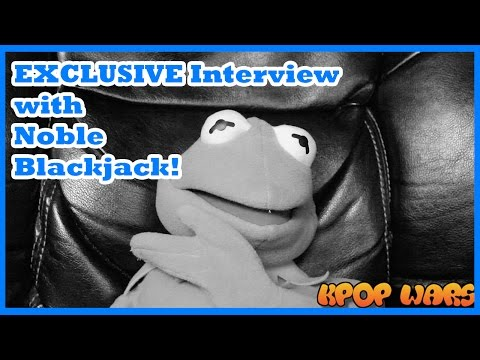 Kpop Wars EXCLUSIVE Interview with Noble Blackjack Disses Super Sone Kpop Wars: EXCLUSIVE Interview with Noble Blackjack! Disses Super Sone!