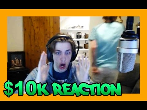 10K WIN BLACKJACK REACTION $10K WIN BLACKJACK REACTION!